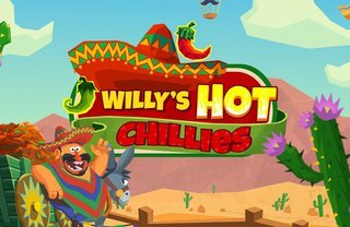 Willys Hot Chillies logo