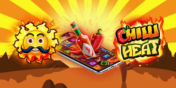 Chilli Heat Slot Logo