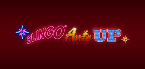 slingo ante up logo